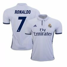 Real Madrid 'Cristiano Ronaldo; Home Jersey