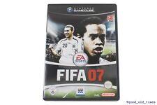 ## Fifa 07 (komplett deutsche Fassung) Nintendo GameCube Spiel // GC - TOP ##