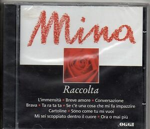 MINA-CD-fuori-catalogo-MINA-RACCOLTA-nuovo-sigillato-MADE-in-ITALY