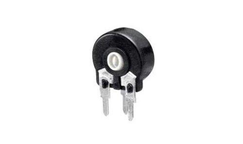 15mm verticale regolazione con perno 100 KOhm cod 4pz trimmer diam AB//203100