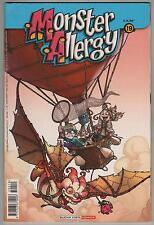 MONSTER ALLERGY N.19 LA GRANDE EVASIONE prima edizione buena vista disney 2005