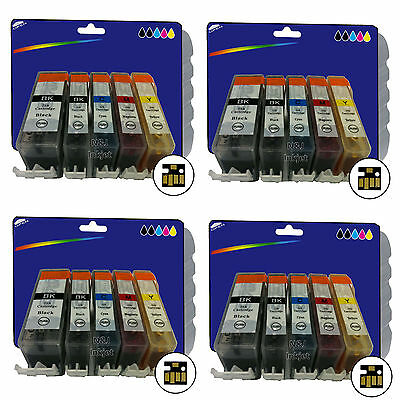 Compatible Printer Ink Cartridges for Canon PGI-525 / CLI-526 Inkjet Range