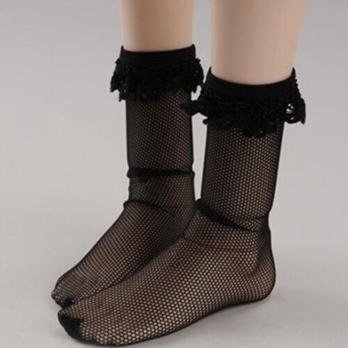 Dollmore cellua Knee Stocking Black 1//3 BJD SD socks SD