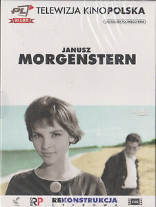 DVD-JANUSZ-MORGENSTERN-BOX-3-DVD-JOWITA-1967-2-DVD