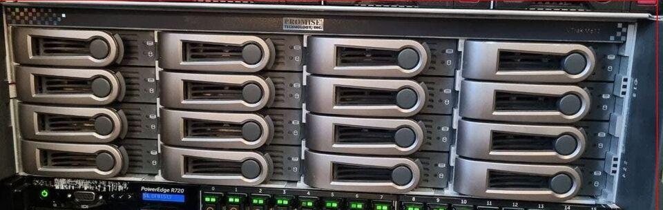 WD og HGST, ekstern, 32000 GB