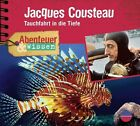 Abenteuer & Wissen.. Jaques Cousteau von Berit Hempel (2014)