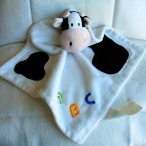 Doudou Vache Kimbaloo la Halle