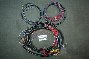 s l300 harley shovelhead wiring harness fxe 1971 72 ebay shovelhead wiring harness at aneh.co