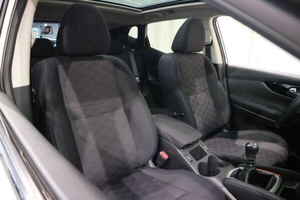Nissan Qashqai 1,5 dCi 110 N-Connecta billede 16