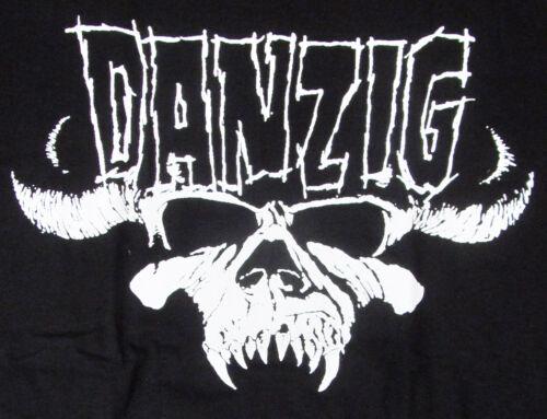 DANZIG T-shirt Hardcore Heavy Metal Hard Rock Tee Adult M,L,XL,2XL Black New
