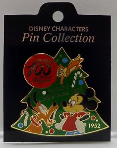 Plutos Christmas Tree.Details About Disney 100 Years Of Magic Pluto S Christmas Tree Pin Le 3000
