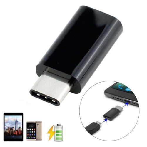 Type-C Male Connector to Micro USB2.0 Female USB 3.1 Converter Data Adapter B GA