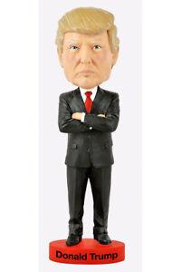 Diskret Donald Trump 2016 Usa President Headknocker Figure Royal Bobbles QualitäT Und QuantitäT Gesichert Aufstellfiguren