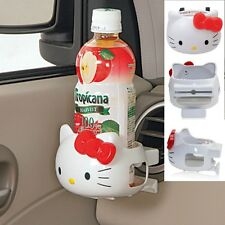 SEIWA Hello Kitty Drink Holder KT284 Car Accessory Free tracking ship Japan