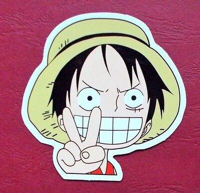 "Responsable Pegatina"" Anime Victory ""aspecto Brillante Stickerbomb Para Ordenador Portátil"