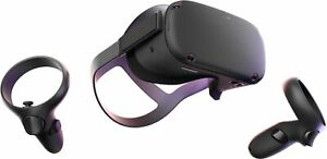 Oculus - Quest All-in-one VR Gaming Headset - 128GB - Black