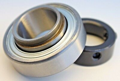 "Premium CSA209-28 Insert Ball Bearing 1-3//4/"" Bore  w// Locking Collar /& Set Screw"