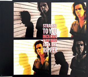 Nick-Cave-And-The-Bad-Seeds-Maxi-CD-Straight-To-You-Jack-The-Ripper-Belgium