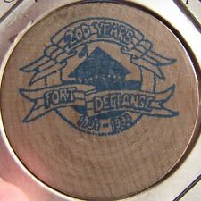 1994 Fort Defiance, AZ 200th Anniversary Wooden Nickel - Token Arizona Ariz.