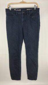 Madewell-Women-s-Dark-Wash-Skinny-Ankle-Jeans-Size-31