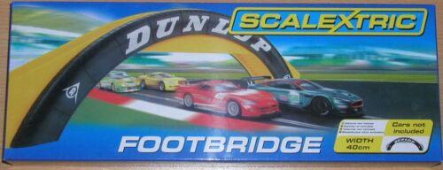 Scalextric 8332 Dunlop Fußgängerbrücke