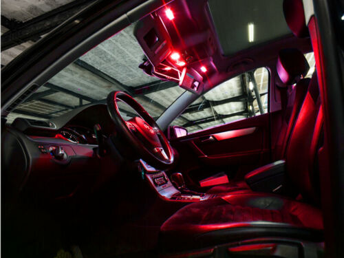 MaXtron® SMD LED Innenraumbeleuchtung Audi A1 8X Innenraumset