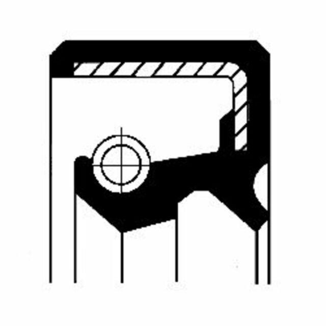 Differential für Achsantrieb 19019975B CORTECO Wellendichtring