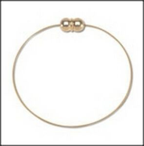 Add-A-Bead-Goldtone-Magnetic-Clasp-Necklace