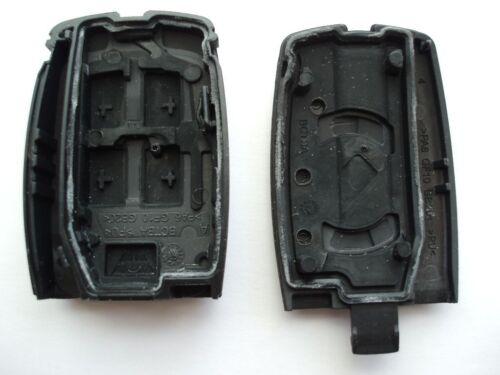 RFC 5 Botón FOB Funda Para Land Rover Freelander 2 remoto clave de 2007-2011