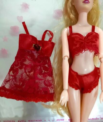 Popular Barbie Doll sized Clothes-1 pc Fashion Pajama set-BEST GIRL GIFT-ON SALE