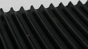50cmx20cm-SLUICE-BOX-amp-DREDGE-MAT-Gummi-Leisten-Matte-Goldwaschrinne-Highbanker