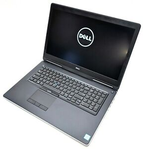 Dell-Precision-7710-17-3-034-IPS-Laptop-Intel-Core-i7-6920HQ-2-90GHz-32GB-No-HDD-OS