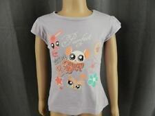 "T shirt fille T 4  ans ""Littlest Pet shop"""