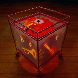 Spinning-Motion-Lamp-Music-Theme-Carousel-Lamp-for-Kids-Room-Nursery-NEW