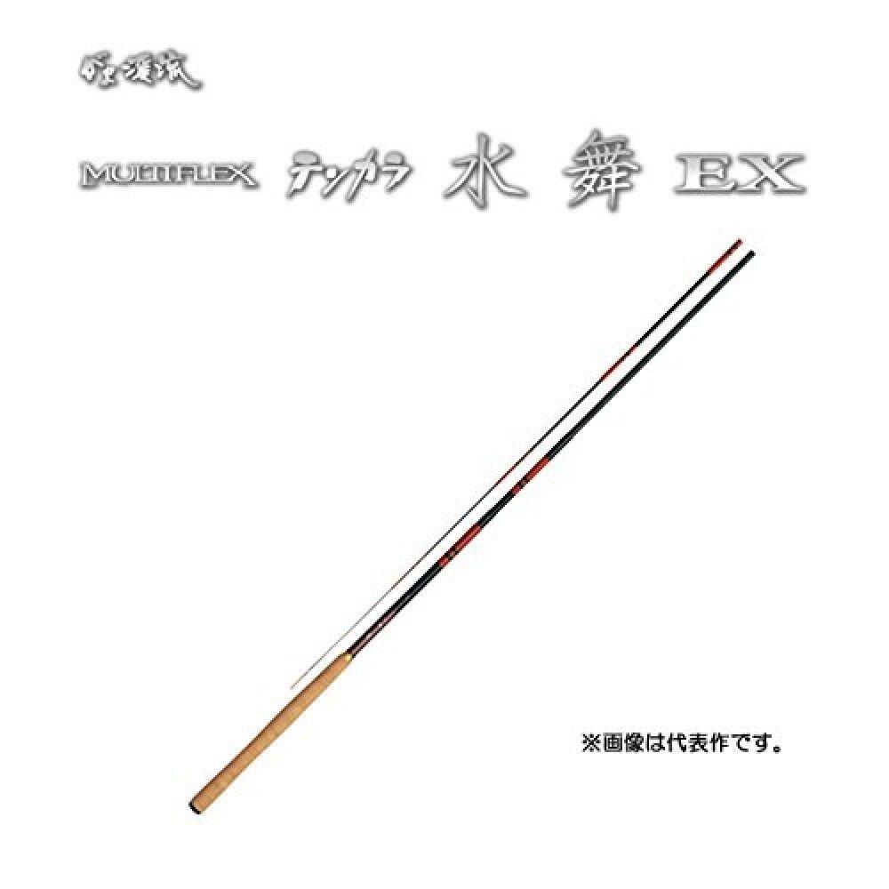 Gamakatsu Varilla Gama Keiryu Multi Flex Tenkara suimu ex 5.0 elegante los pescadores Japón