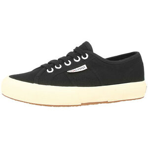 Superga Cotu Loisirs Sport Baskets Noires 2750 Classic Chaussures S000010 999 OP5Orw