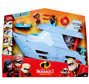 Ensemble de jeu Disney Pixar Incredibles 2 Hydroliner