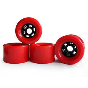 4pcs-Longboard-Wheels-Road-Racing-Electric-Skateboard-Wheels-83mm-78A-PE-Wheel