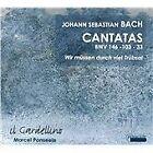 Johann Sebastian Bach - Bach: Cantatas, BWV 146,103, 33 (2014)