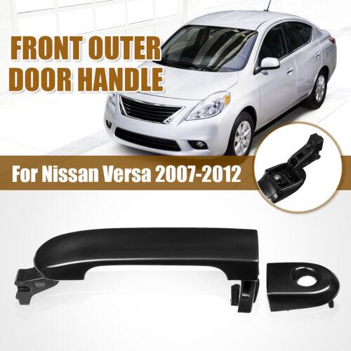 Front Left Driver Side Exterior Door Handle Cover For Nissan Versa 2007-2012 \