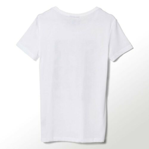 Sport Xs plateada 888170998804 Camiseta para Star S19552 mujer Nwt blanca Adidas w84YOIq