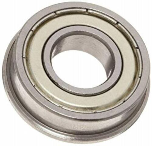 """FR6ZZ 3//8/"""" X 7//8/"""" FLANGED BEARING 50 PCS ~ FACTORY NEW ~ SHIPS FROM THE U.S.A"""