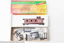 RARE SPECIAL EDITION ROUNDHOUSE CANADIAN PACIFIC OLD TME WOOD CABOOSE SCRIPT HO