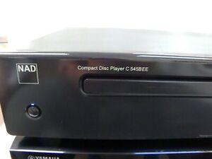 NAD-C545BEE-CD-MP3-Player-Wolfson-24-bit-192-kHz-Digital-per-convertitore-analogico
