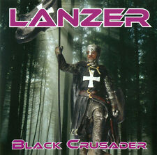 LANZER - Black Crusader - CD - 163768