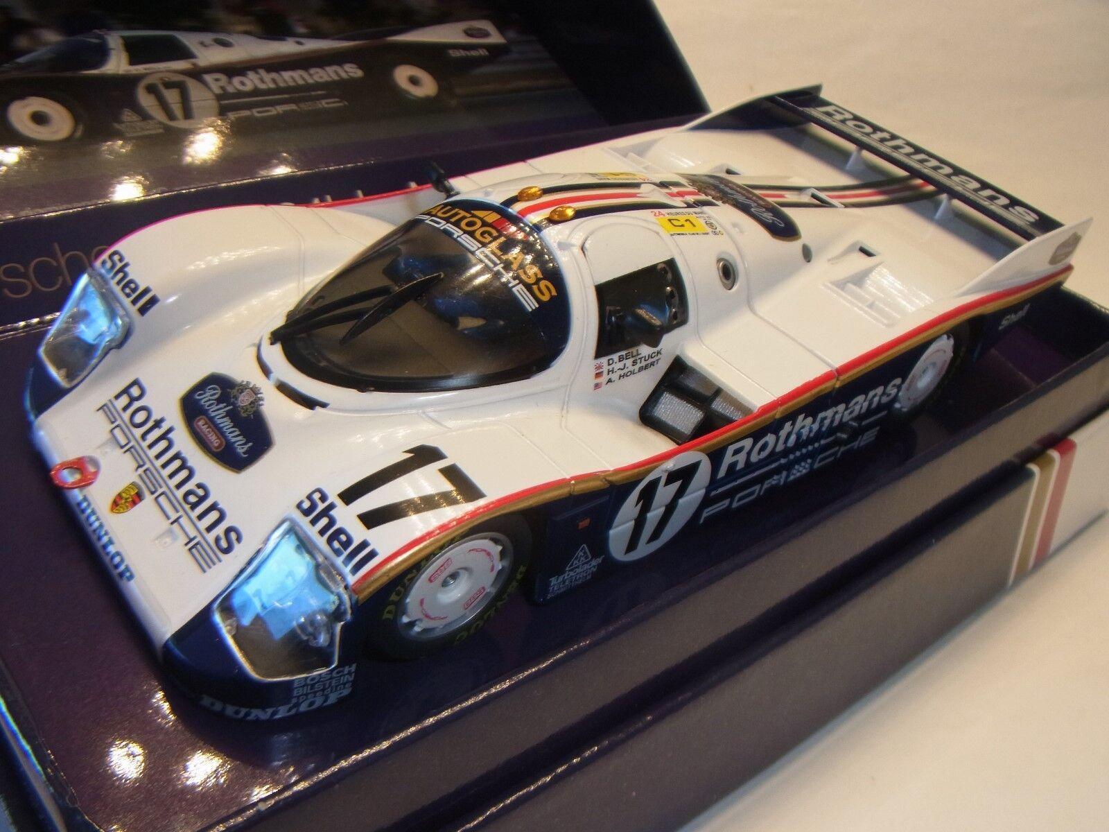 Slot  Porsche 962C  17 1° le Mans 1987 Sicw20 Limitée