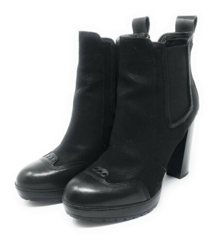 Gr star G Raw Donna scarpe Chelsea Shona 38 Boots Black Stivaletti C8rdrnxSwq