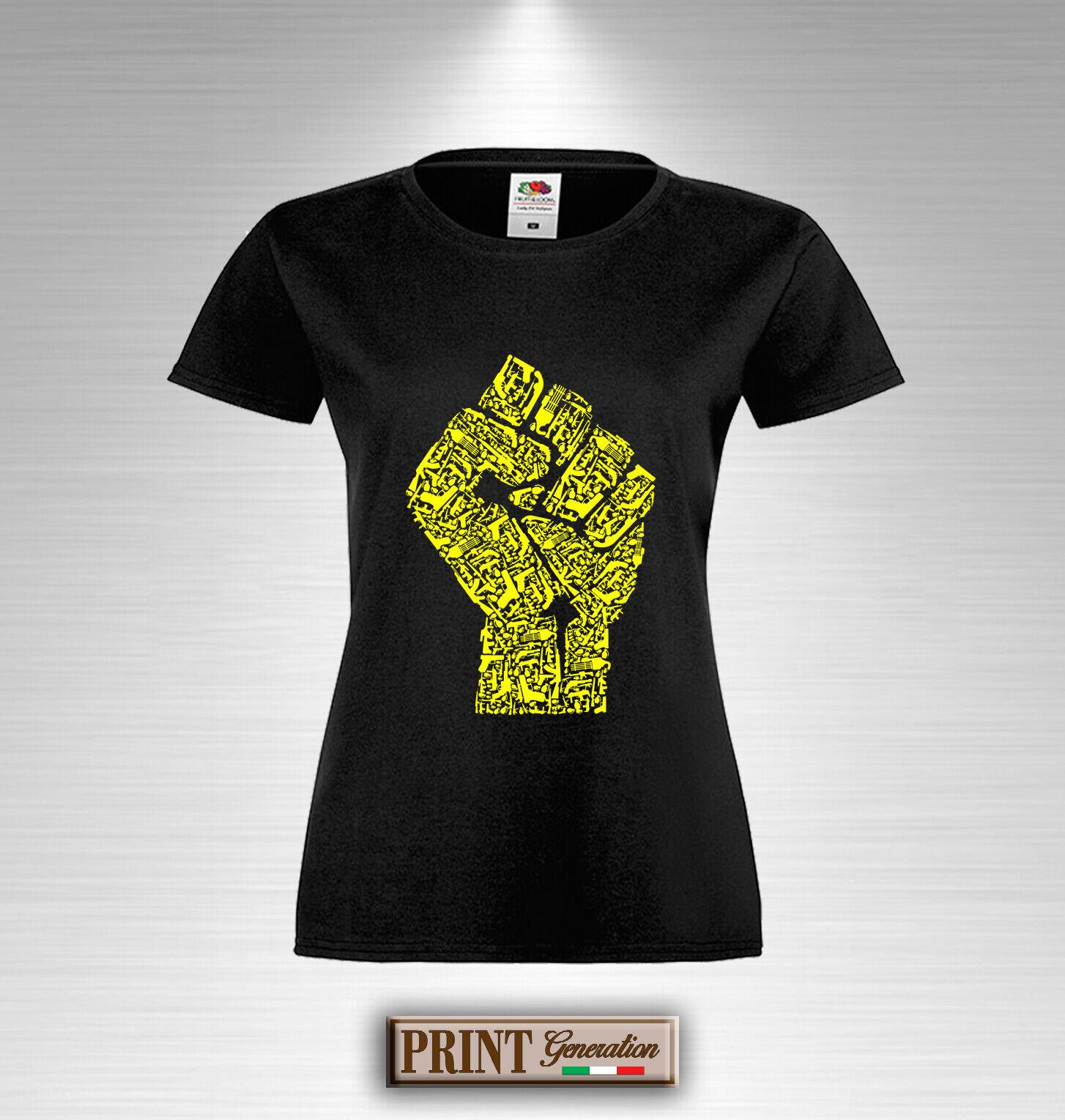 T-Shirt Mano Revolution Diversity Unterscheidung Neuheit Sommer Schlank