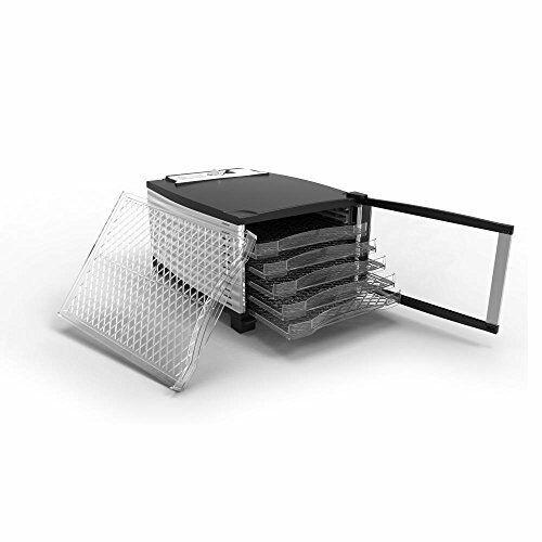 NutriChef Multi-Tier Kitchen Countertop Food Dehydrator