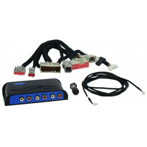 NEW PAC AP4-FD11 AMPPRO 4 AMP REPLACEMENT INTERFACE SELECT 2007-2014 FORD MS CAN